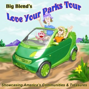 Big BLend Love Your Parks Tour