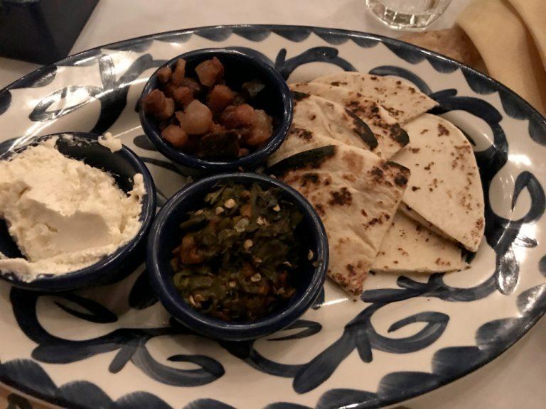 Dinner at El Pinto in Albuquerque