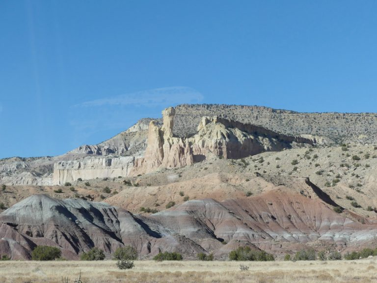 Ghost Ranch Mountain