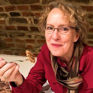 Excellence in Journalism Award winner Kristin Henning