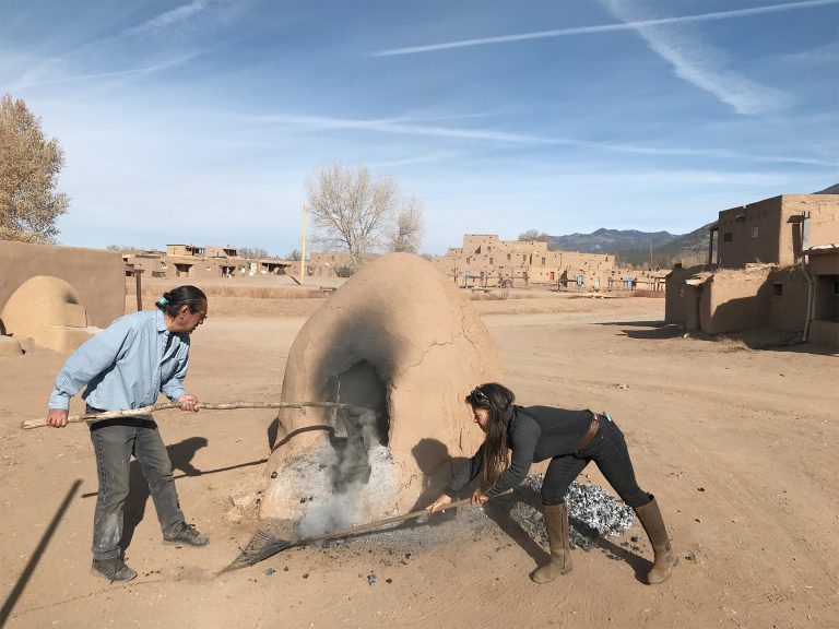 Taos Pueblo New Mexico
