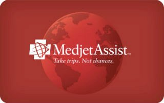 MedJet Assist Card