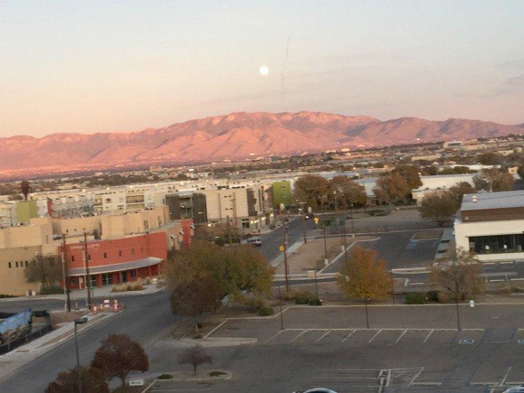 Albuquerque View