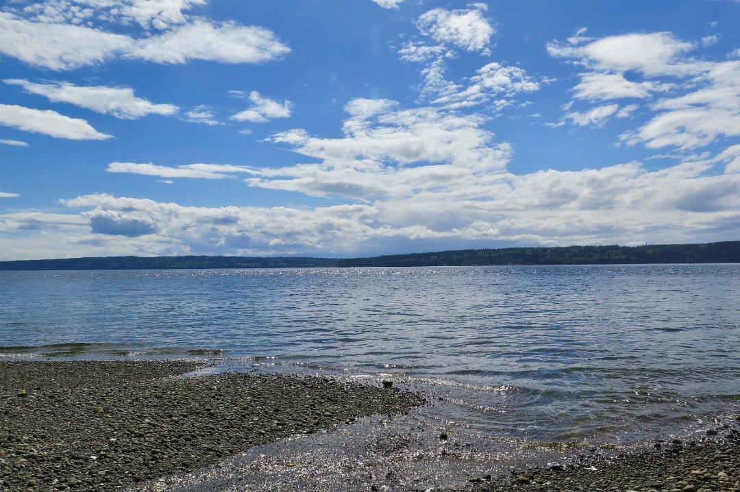 Cama Beach Camano Island, Washington Image by Nancy Mueller
