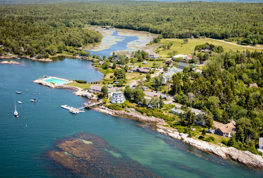 Sebasco Harbor Resort is a family-friendly destination Image by Mira Temkin