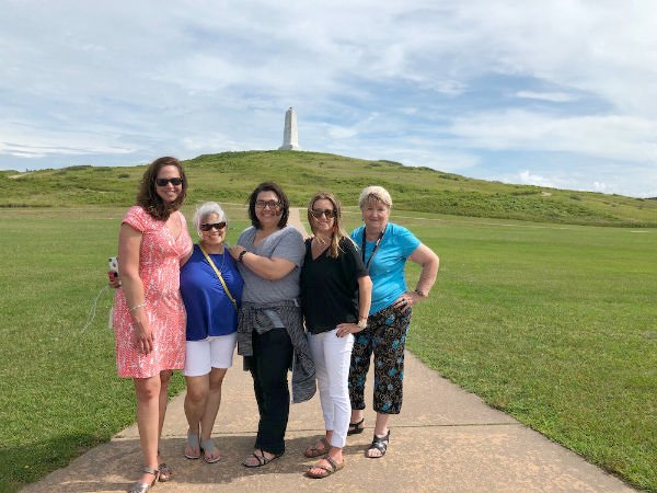 IFWTWA Writers in the Outer Banks of North Carolina