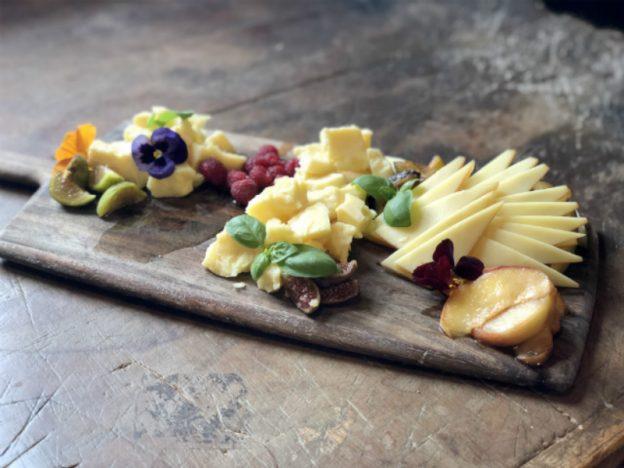 Vermont Cheese Plank by Dana Freeman