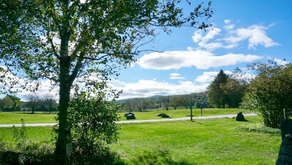 There's No Place Like Stowe Vermont by Janet Ueng