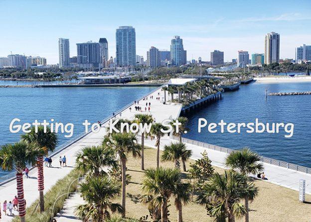 Get to know Saint Petersburg