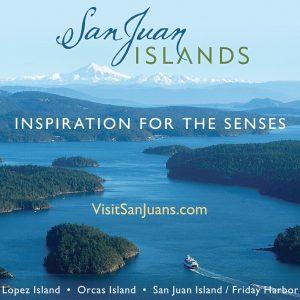 San Juan Islands: Inspiration for the Senses Webinar